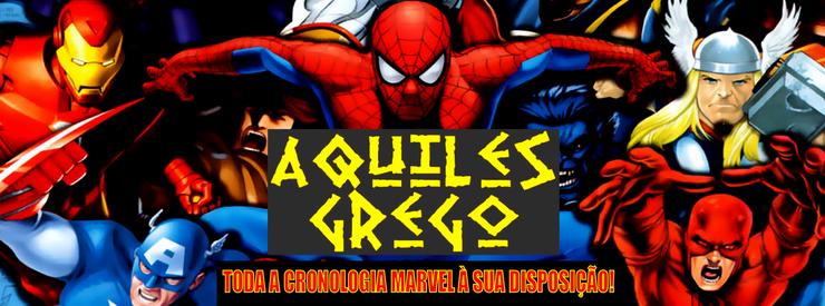AquilesGrego Toda Cronologia Marvel!
