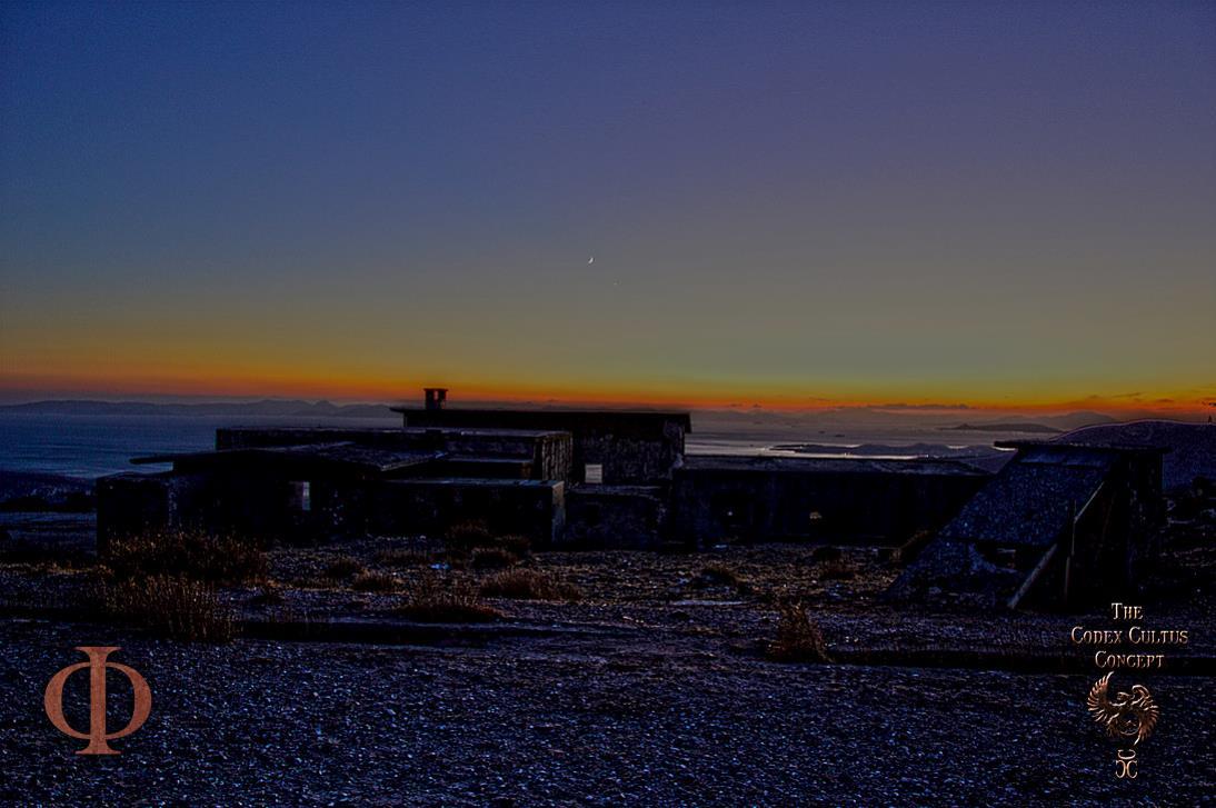 Αερ. βάση Κερατέας/Πάνειο Όρος/Paranormal documentary