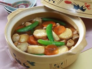 Resep Tahu Hot Pot Tofu Lezat