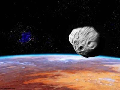 asteroide 2009 TM8 17 de Octubre de 2011