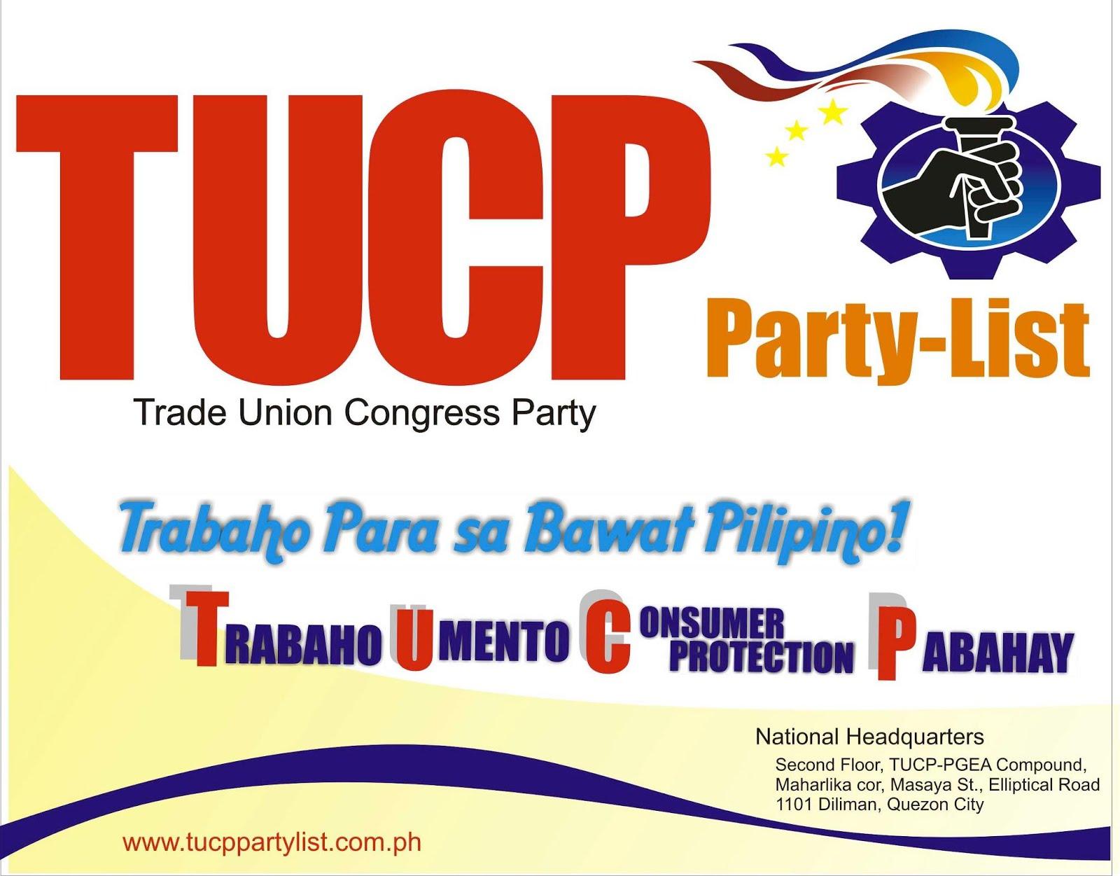 TUCP Party-list