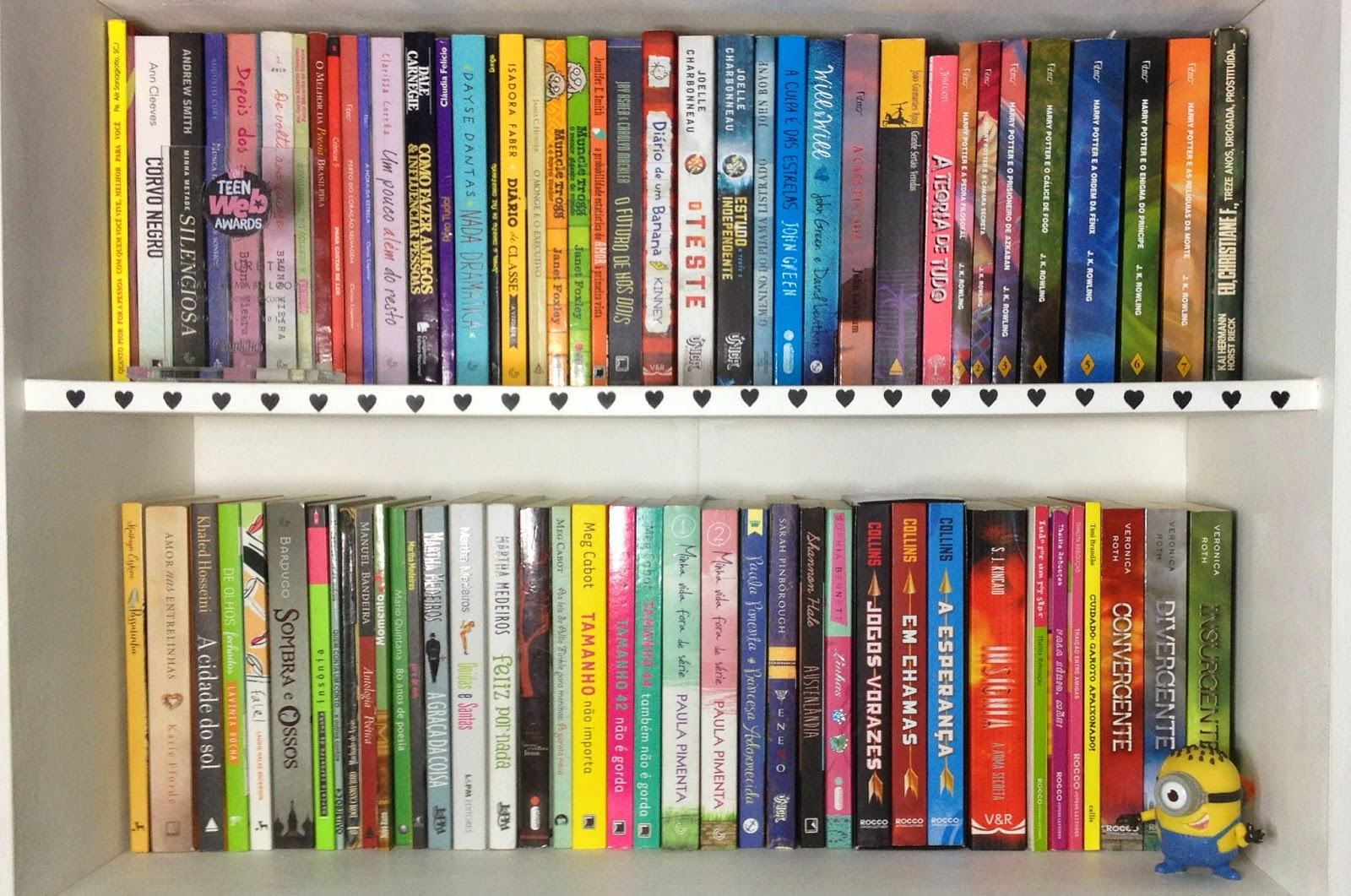 Desejo Adolescente: Dicas para limpar Livros & Estantes #BAA011 1600x1061