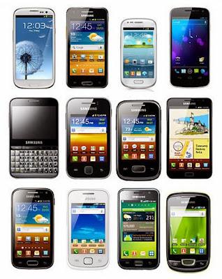 Harga Samsung Galaxy Terbaru September 2013 Review