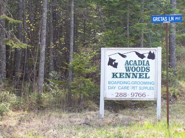 Acadia Woods Kennel