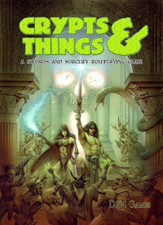 Crypts & Things Remastered (Swords & Wizardry Variant)