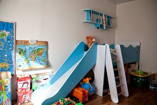 Как организовать детскую комнату.