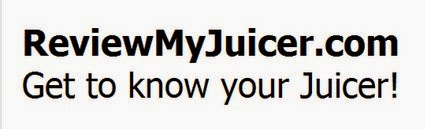Review My Juicer pinoy blog