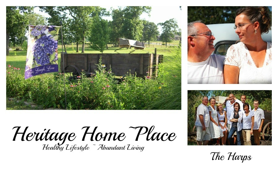 Heritage Home~Place ~ Lifestyle of Living