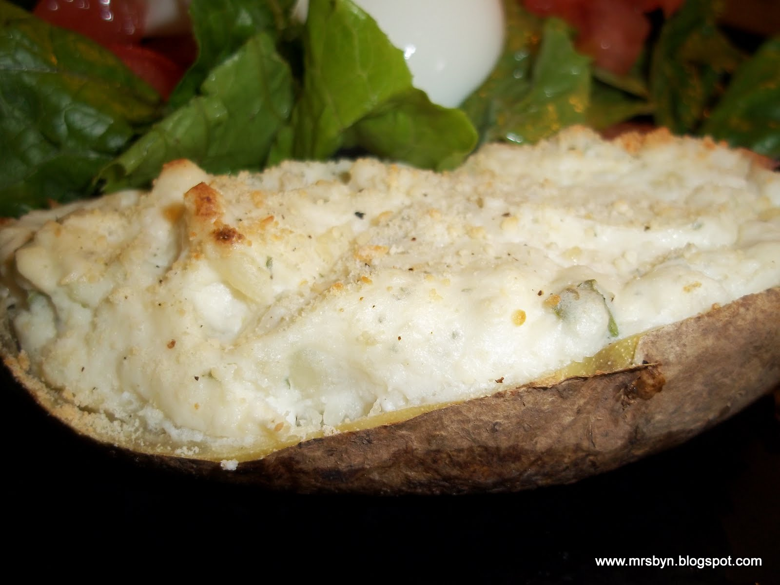365 Days of Clean Eating: Clean Eating #104: Twice Baked ...
