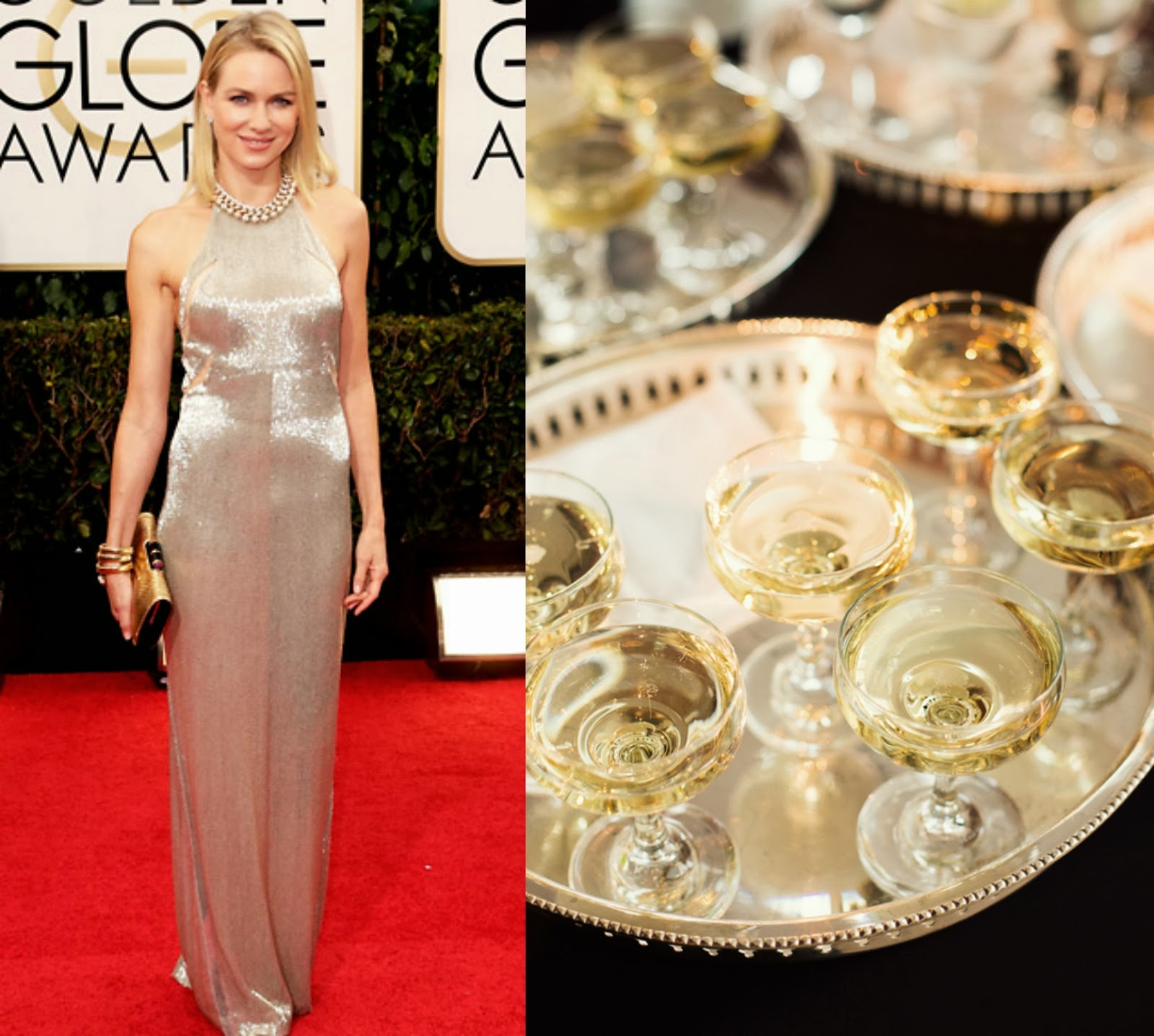 Naomi Watts Golden Globes 2014
