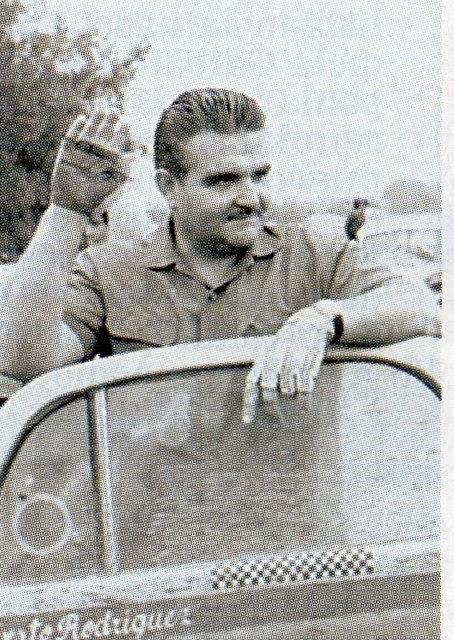 Falleció Everto Rodriguez