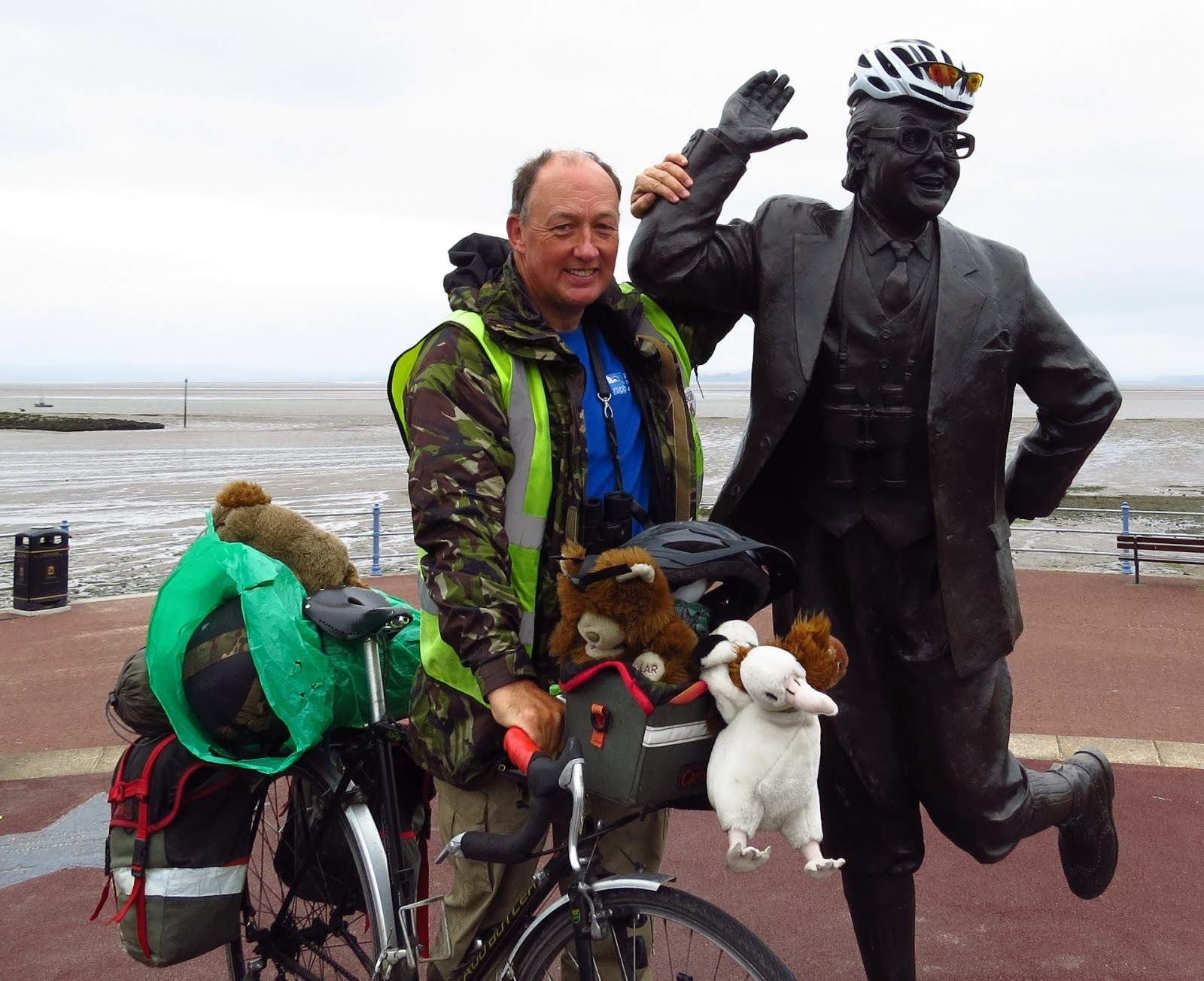 Gary Prescott - The Biking Birder
