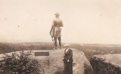 Millard Davis at Gettysburg
