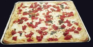 Italian Grandma Pizza