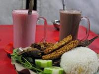 Susu Murni Papiti, Kuliner Malam Di Jogja