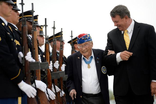George Sakato, 94, Dies; Awarded Medal of Honor