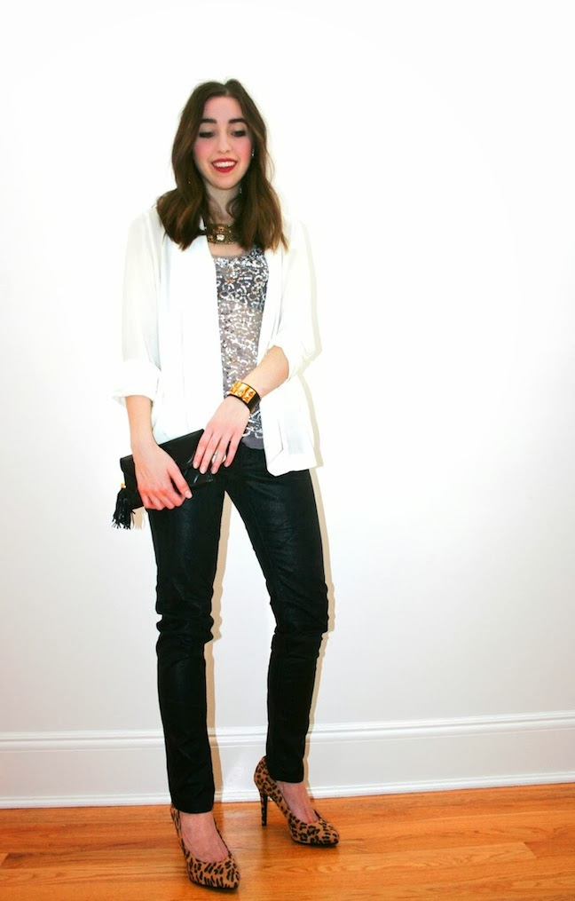 sorelle in style: 5 holiday party outfit ideas