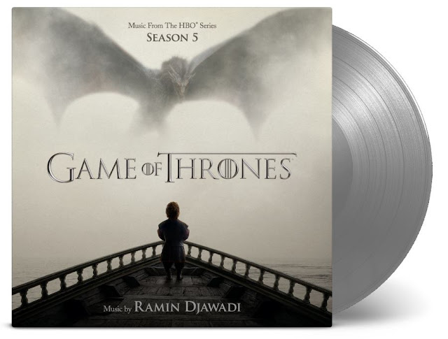 Game of Thrones : double vinyle collector