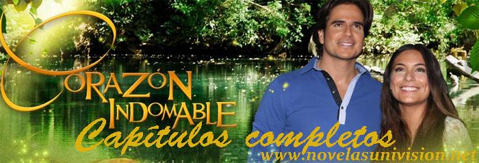 ... .net , aquí les presento Corazon Indomable Capitulos
