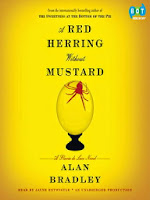 Cover of A Red Herring Without Mustard by Alan Bradley