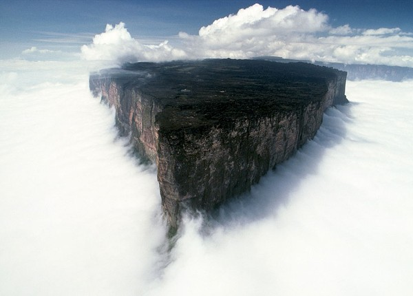 Mount Roraima in South America