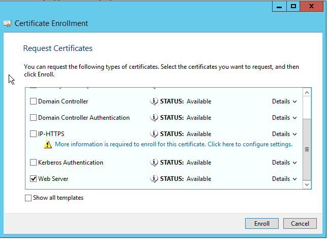 Ryan betts cloud solutions architect directaccess configuring the certificate being enrolled yadclub Images