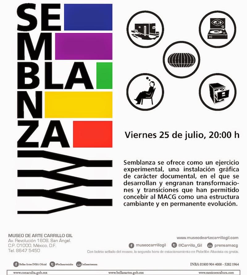 Semblanza: 40 años del Museo de Arte Carrillo Gil