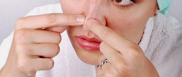 como eliminar los puntos negro de la nariz
