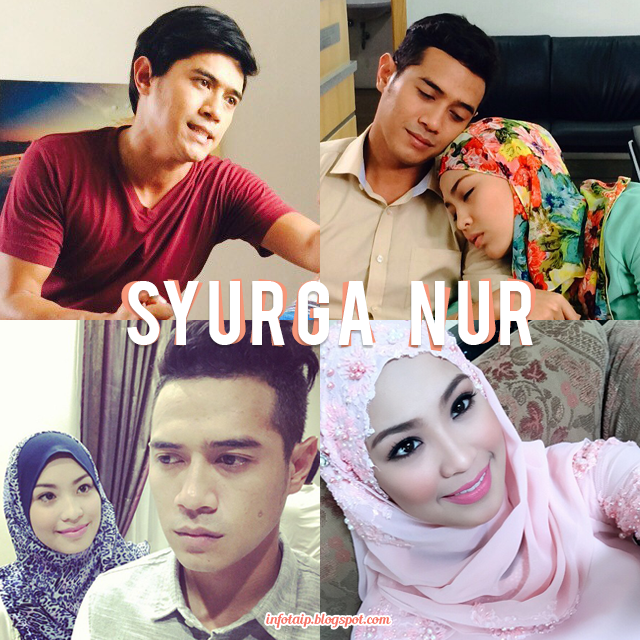 Syurga Nur TV3