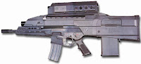 XM29 OICW Grenade Launcher