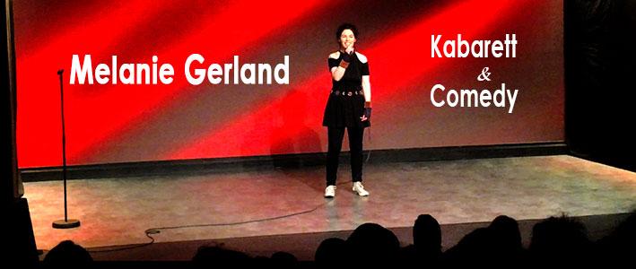 Melanie Gerland Kabarett & Comedy