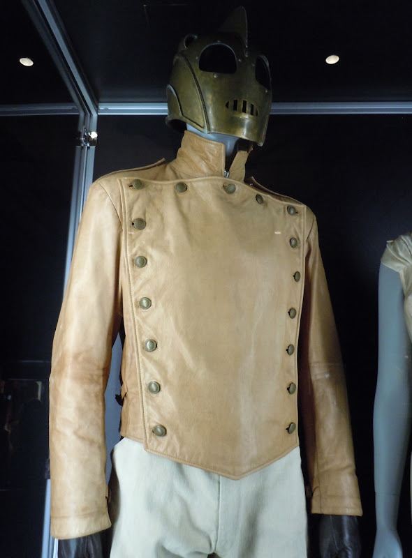 Billy Campbell The Rocketeer movie costume