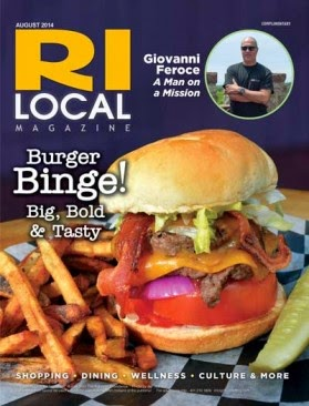 August RI Local Magazine