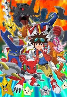 Digimon Xros Wars 1-79 Subtitle Indonesia