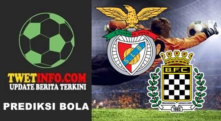 Prediksi Benfica vs Boavista