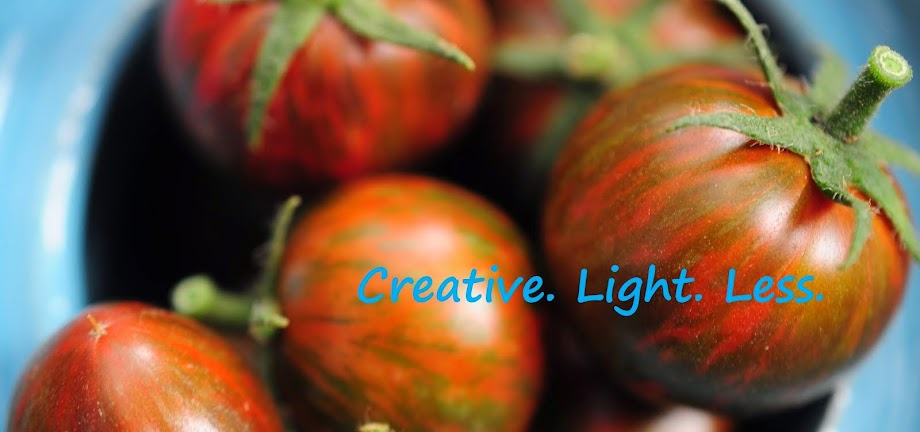Creative. Light. Less.