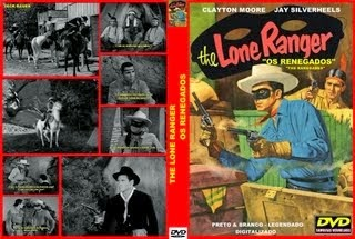 THE LONE RANGER - OS RENEGADOS