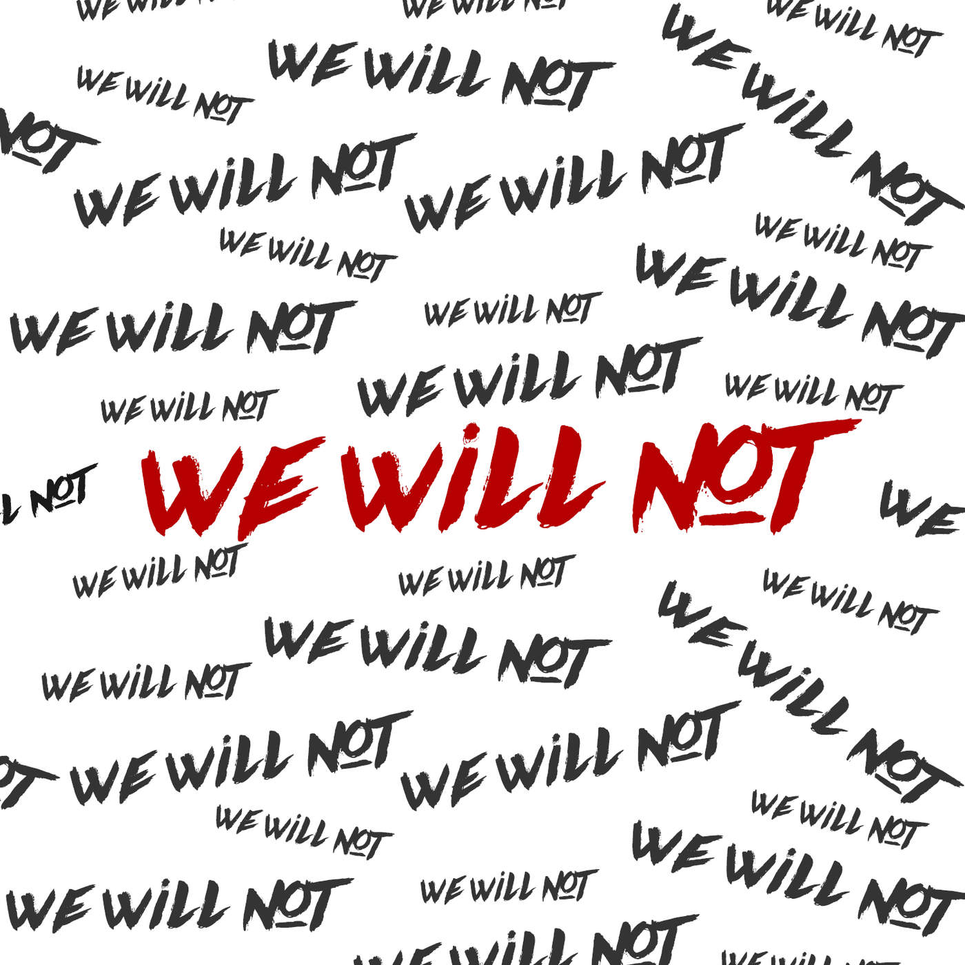 T.I. - We Will Not - Single Cover