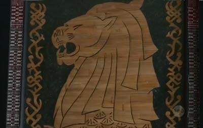lukisan dari jerami