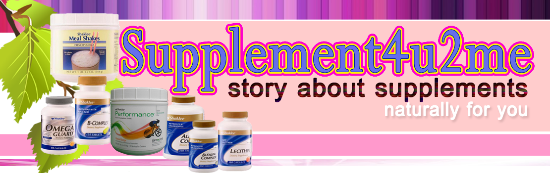 Supplements4u2me