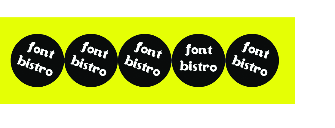 Font Bistro