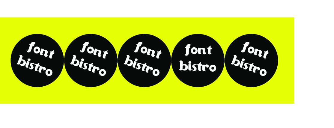 Font Bistro