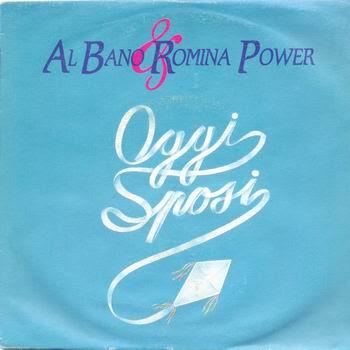 Sanremo 1991 - Albano e Romina Power - Oggi sposi