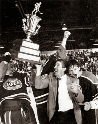 Vernon Lakers 1990 Centennial Cup Champions
