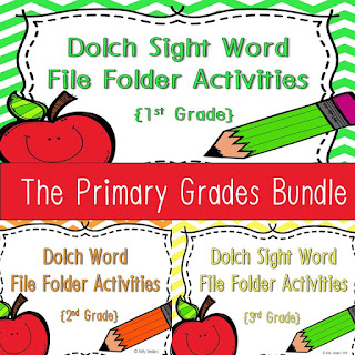 https://www.teacherspayteachers.com/Product/Dolch-Sight-Word-Write-and-Wipe-File-Folder-The-Primary-Grades-Bundle-1697724