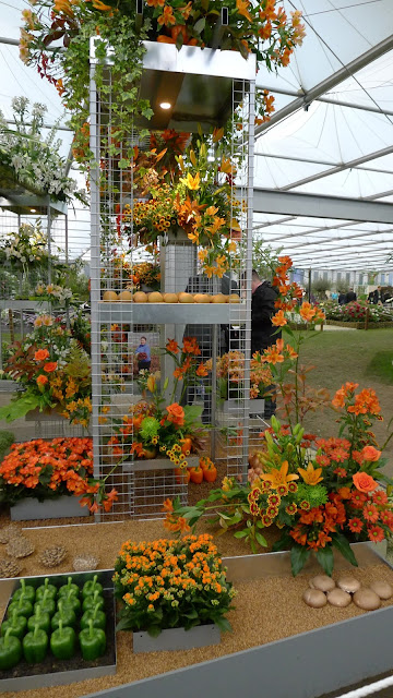 Flower Tower: Waitrose & the NFU