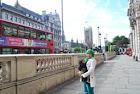 Kami di London
