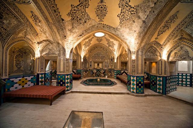 Sultan Amir Ahmad Bathhouse, Iran