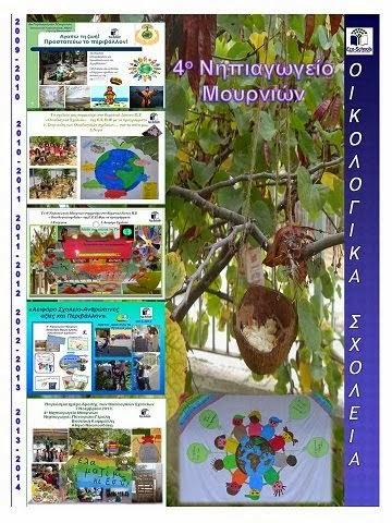 Εννέα χρόνια Οικολογικά Σχολεία