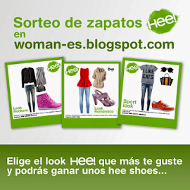 Sorteo de zapatos: Mi look Hee Shoes favorito